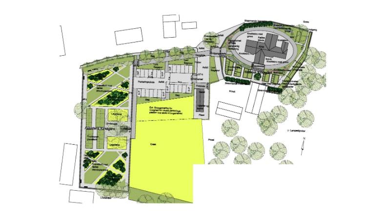 Dispositionsforslag, Reerslev Kirke
