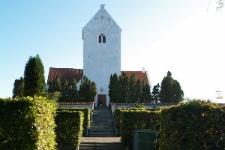 Foto af Finderup Kirke