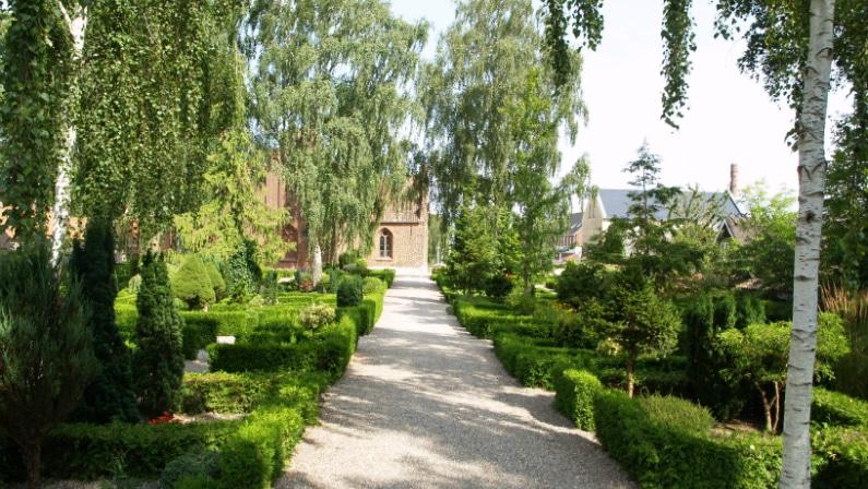 Haslev Kirkegård