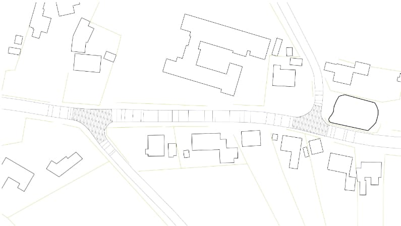 Gadekærret, Plan forslag