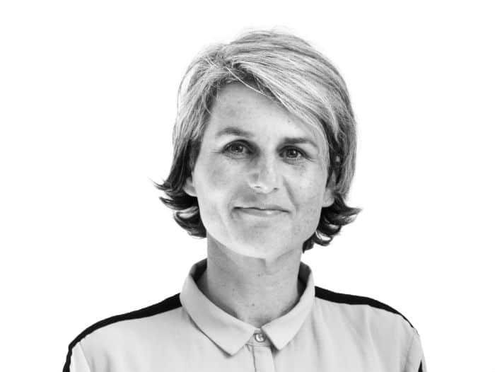 Tanja Jordan, portræt
