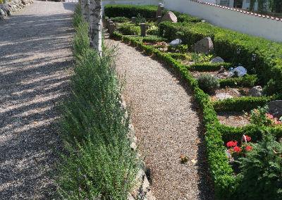 Hellested Kirkegård, Udviklingsplan