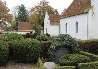 Lundby kirkegård, udviklingsplan