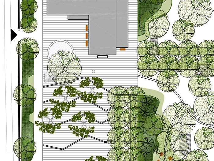 Plads ved kapellet, forslag